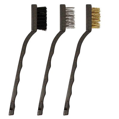 3pc Precision Brush Pack