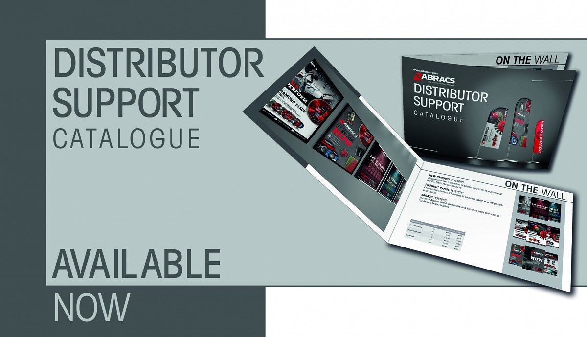 Distributor Support Catalogue Available Now!