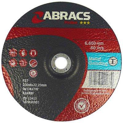 Abrasive Cutting Amp Grinding Discs