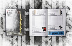 BRAND NEW! Drill Bits Catalogue