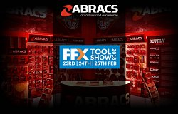 Abracs Exhibits Again - FFX Tool Show 2018