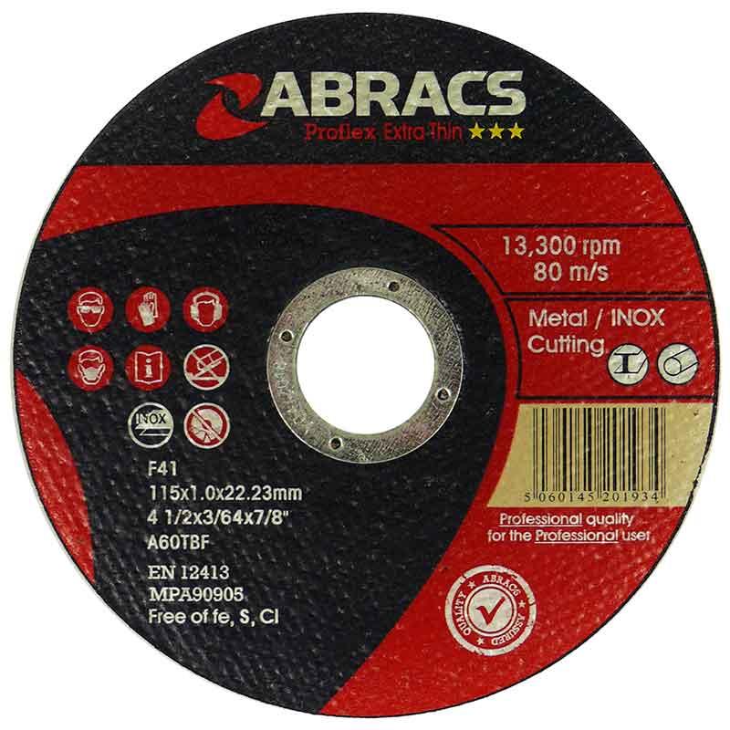 Proflex Extra Thin Cutting Discs