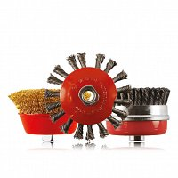 Wire Brush Range