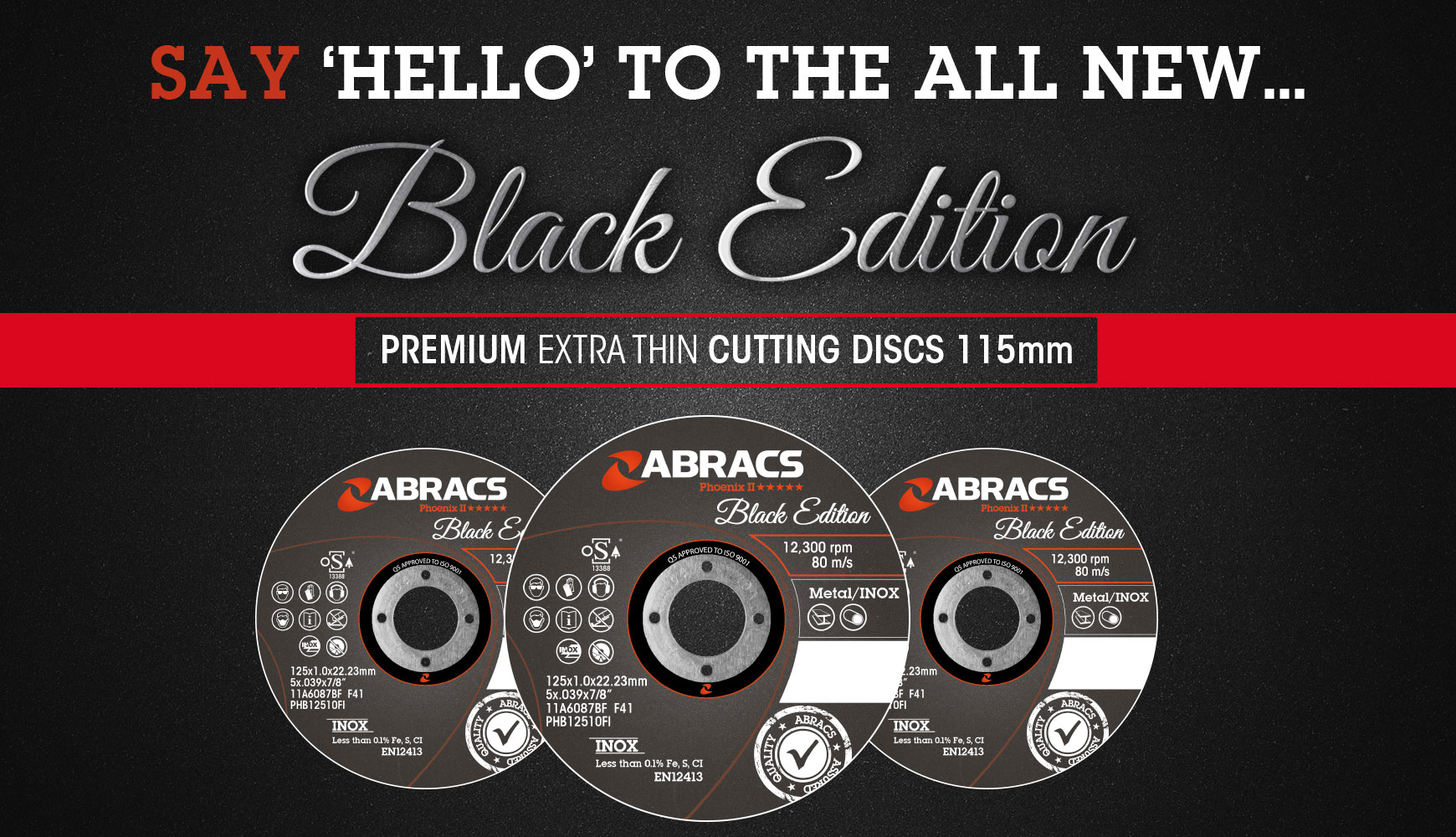Abracs All New Black Edition