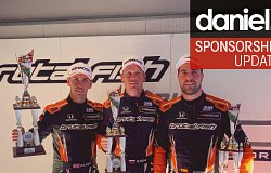 Lloyd takes pole & podium in Monza on 12h debut