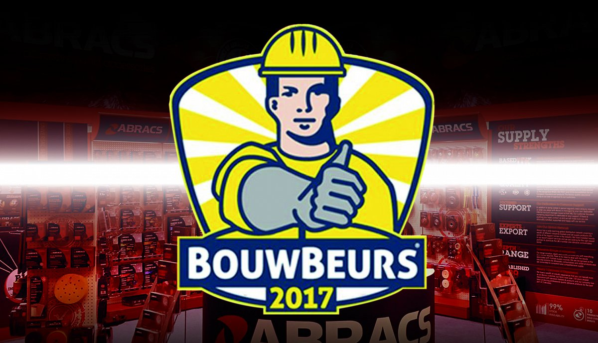 Bouwbeurs - Abracs Exhibits in the Netherlands