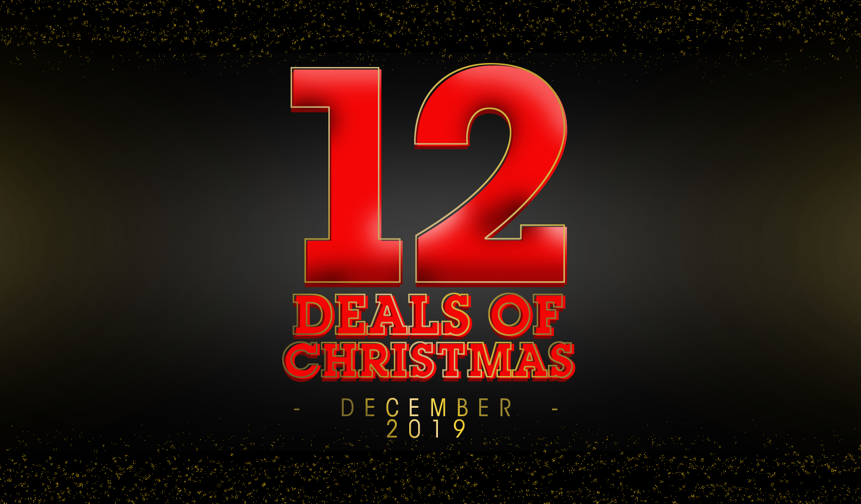 12 Deals of Christmas from Abracs!